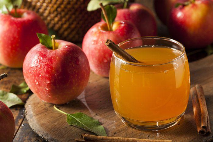 Yatmadan Önce Elma Sirkesi İçin ve Büyük Değişime Hazır Olun