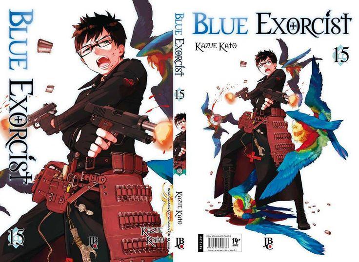 Blue Exorcist Vol. 15