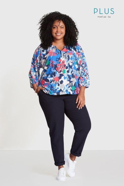 Blikvanger: bloemen blouse #missetam