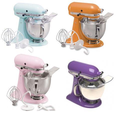 The 25 best Kitchenaid mixer colors ideas on Pinterest