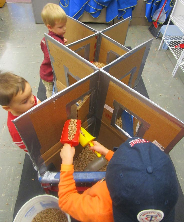 sand and water tables new type of box divider