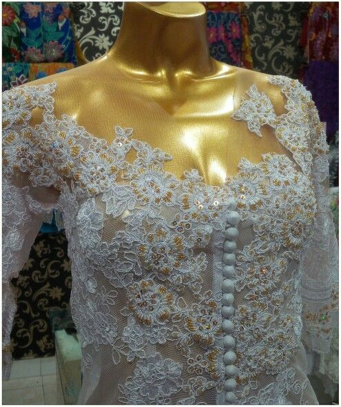 White lace modifikasi