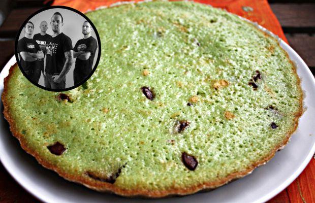 Torta Menta e Cioccolato alla Volbeat