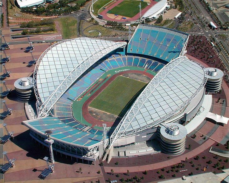 Best Our Home Ground ANZ Stadium Images On Pinterest Sydney - 10 soccer stadiums you need to visit