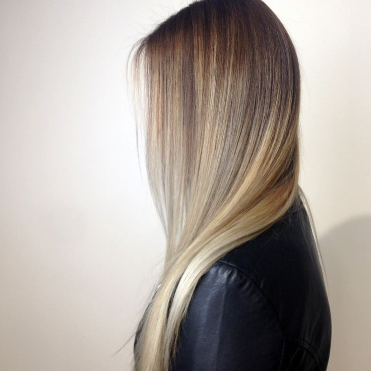 #Balayage #ombre #ashblondebalayage #ashblondeombre #blondebalayage by Jacqui Laveau at @a_flick_of_hares #AFOH