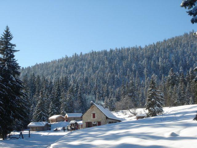 Traversee Vercors ski de fond - Sites nordiques Vercors - Plans sites nordiques