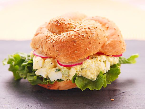 The Best Egg Salad Recipe | This particular recipe for egg salad is about as close to perfect as I've ever had. It's not fancy, there are no special ingredients, but it's well balanced, with bright, fresh flavors and a texture that spans from rich and creamy to crisp and crunchy.