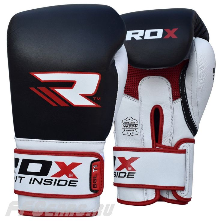 Боксерские перчатки RDX T1 FIGHT ME