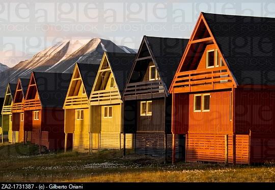 Norway Svalbard Longyearbyen