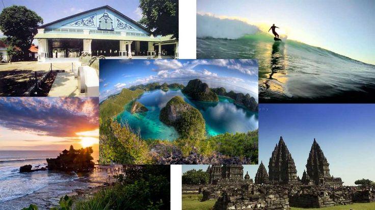 Daftar Tempat Wisata Di Indonesia yang Mendunia
