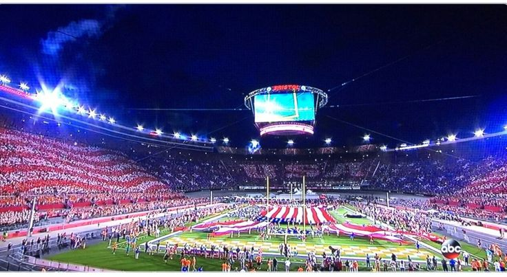 National Anthem at the Battle Of Bristol