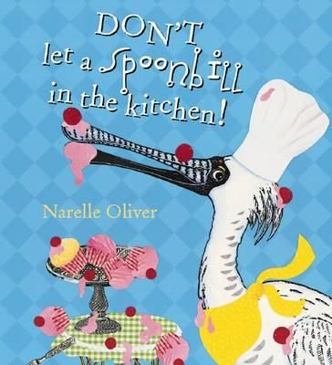 Review of 'Don't Let a Spoonbill in the Kitchen' - Children's Books Daily...
