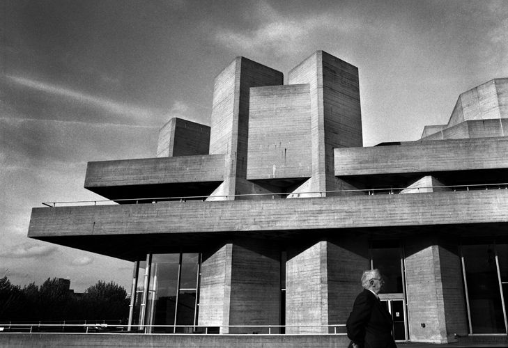Royal National Theatre / Denys Lasdun