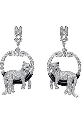 Panthere De Cartier - Love these but would probably need a large lottery win to buy them.