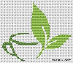 CHay----2-300 Схема для вышивки scheme for cross stitch