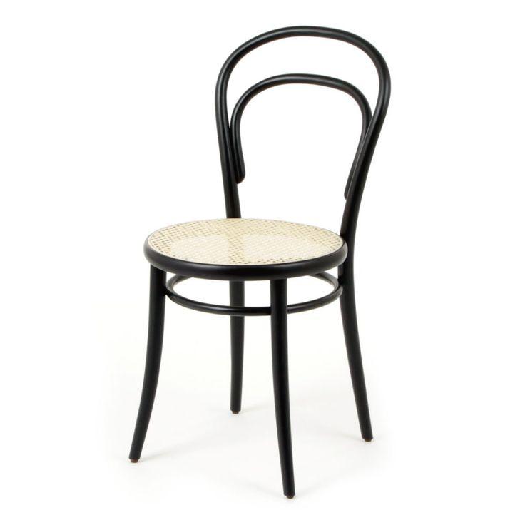 Thonet stol No 14 formgavs av Michael Thonet redan 1859, alltså för över 150 år sedan. Den räknas än idag till en av de verkliga klassikerna inom möbelindustrin. Stol No 14 från tjeckiska TON finns i en mängd olika utföranden, i olika färger samt med trä- eller rottingsits.
