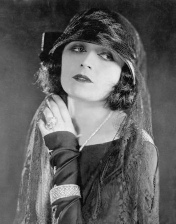 Pola Negri 1897 - 1987, Polish