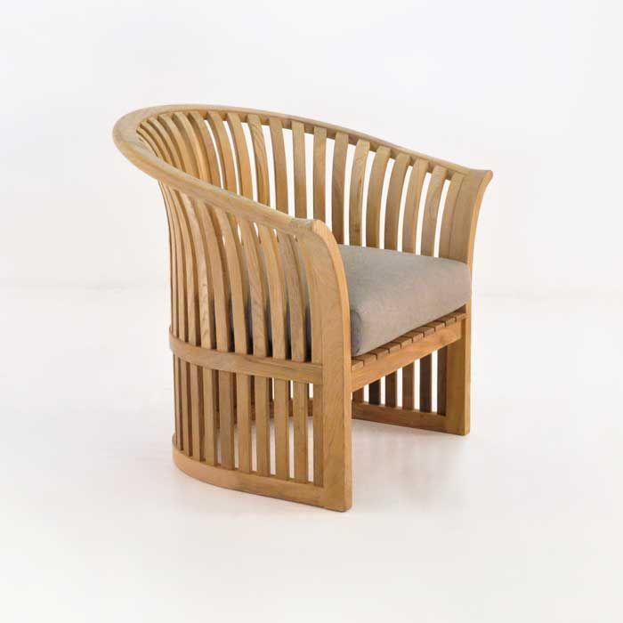Design Warehouse | Satai Club Chair
