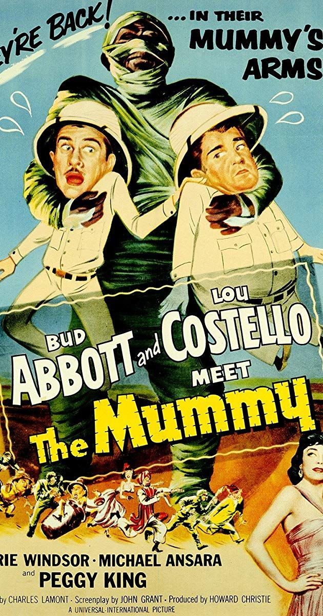 Abbott And Costello Meet The Invisible Man Directed By Charles Lamont With Bud Abbott Lou Costello Marie Windsor Michael Ansara Bud Abbott And Costello Classic Disney Movies Classic Movie Posters