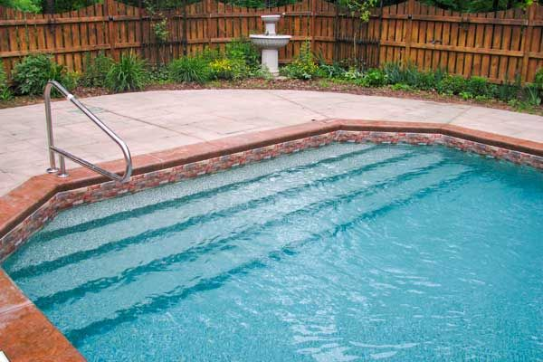 78 Best Images About Pool Liner On Pinterest Blue