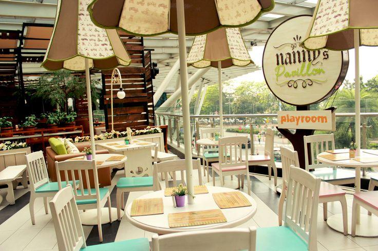 Nanny's Pavillon - Playroom Kota Kasablanka, UG Floor #nannyspavillon #playroom