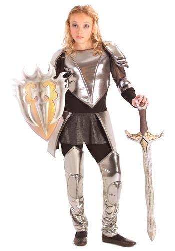 Tween Princess Warrior costume