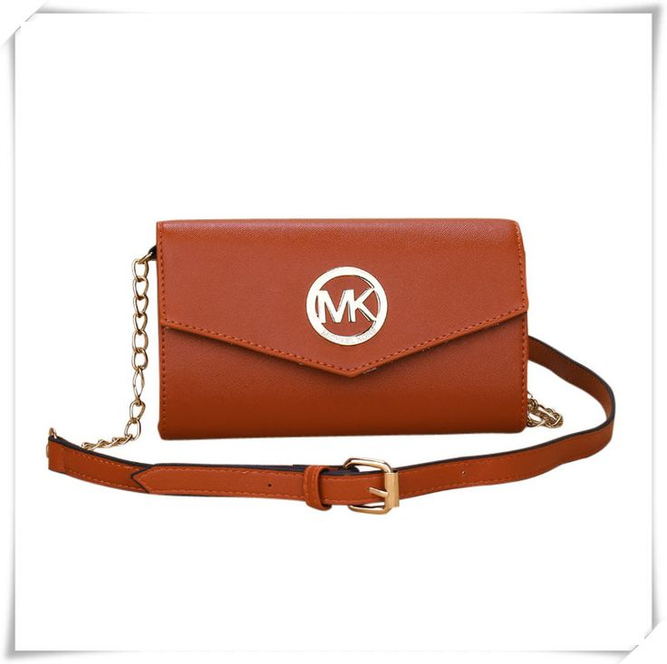 Your Favorite Michael Kors Fulton Flap Messenger Medium Tan Crossbody Bags  Sale At A Bargain Price For You!