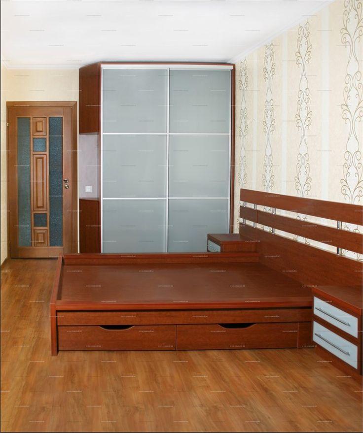 Мебель для спальниШкаф-купе и спальный гарнитур