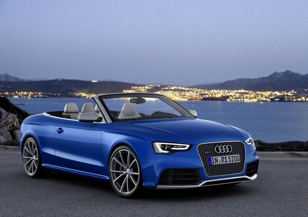 Somebody Call for a Cab? 2014 Audi #RS5 Cabriolet Starts at $78,795 #Audi #SantaMonica Audi