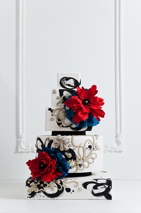 Wedding cake | Cake Opera Co