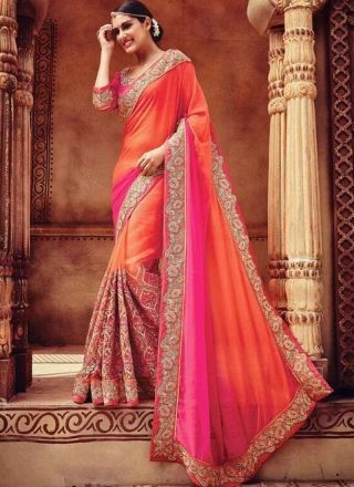 how to look attractive in saree