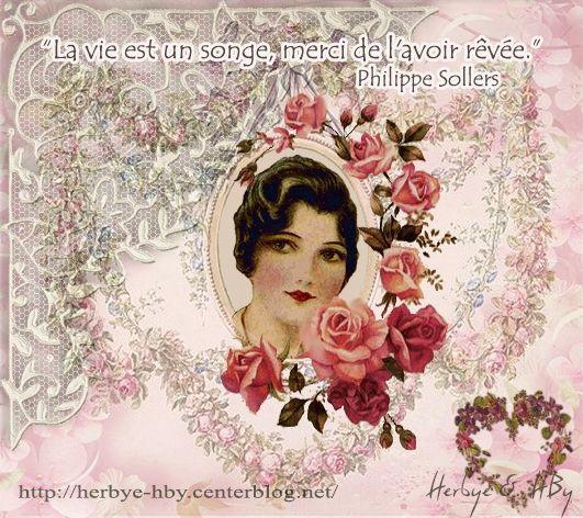 Vintage: Citation-lady...