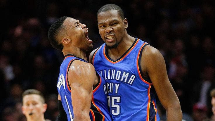 Thunder's Kevin Durant: 'We're not the Spurs' -- nor should they be
