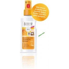 Δείκτη Προστασίας LSF 20 Για φωτεινό, ελαφρά μαυρισμένο δέρμα - με βιταμίνη Ε& Βιολογικό Ηλιέλαιο . Αξιόπιστη προστασία από τον ήλιο και απαλή φροντίδα σε ένα. Για όλη την οικογένεια. Ο ψεκασμός είναι εύκολος είναι αδιάβροχο και λειτουργεί αμέσως μετά την εφαρμογή