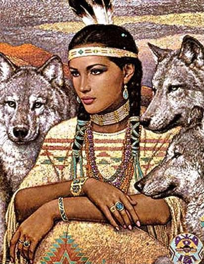 native american indian girls | Beautiful Native/American picture by Char2152 - Photobucket