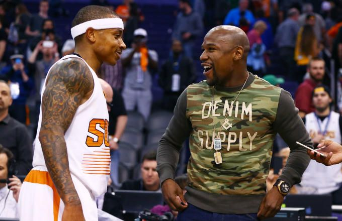 Isaiah Thomas shed some light on an unlikely, but strong friendship.