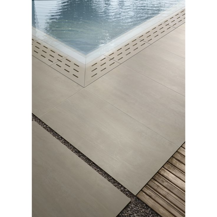 Dalles 2cm pour extérieur effet résine 50x100 Grey Grip Two Non-Rectifié, collection Synchro Century