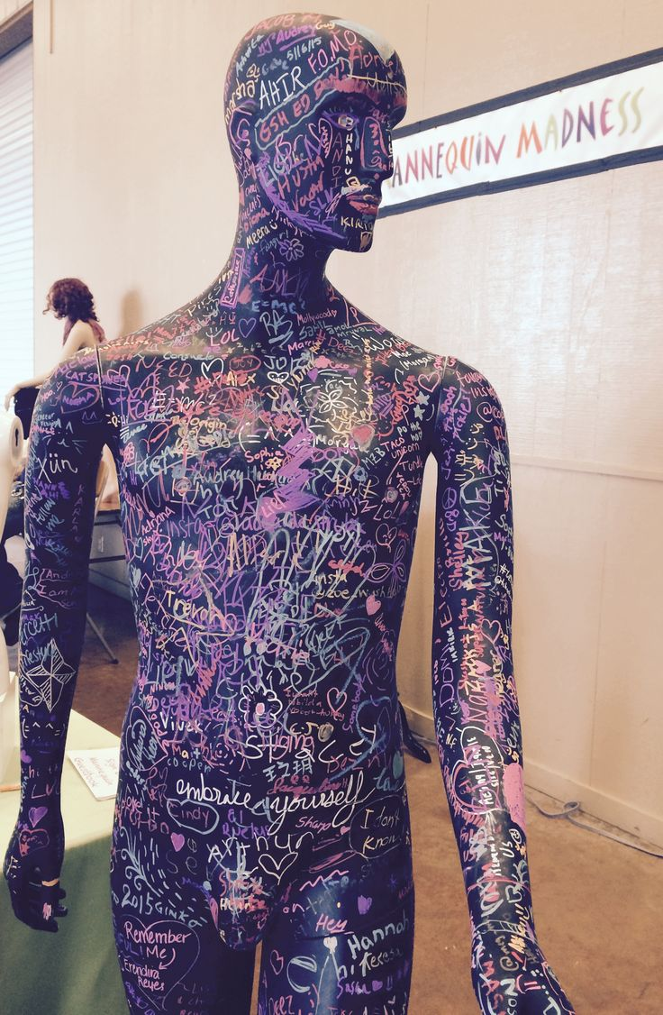 Spray Paint For Mannequins