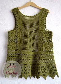 """""""Aisha Crochet"""""""