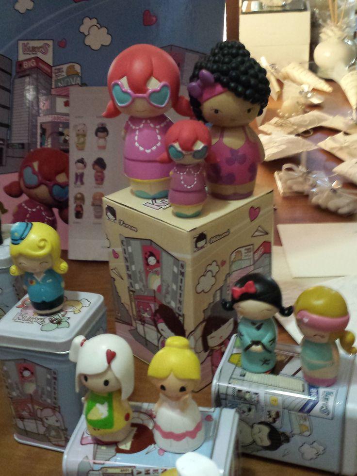 Bomboniere Bamboline le Donne nel Mondo Kuky's