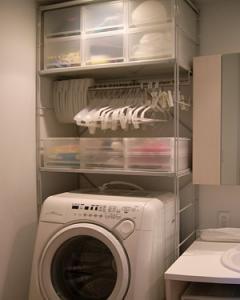 無印良品を使ったスゴ技がヒカル収納術!!【押し入れ、キッチン、洗濯機編】 | WEBOO[ウィーブー] おしゃれな大人のライフスタイルマガジン