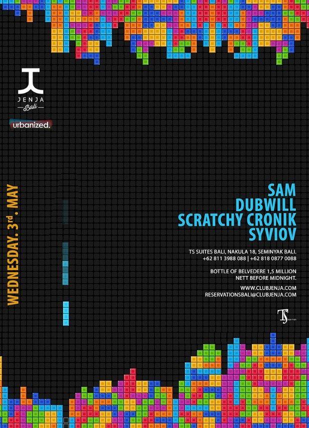 Seminyak NightLife: Bali's upscale nightclub - Jenja