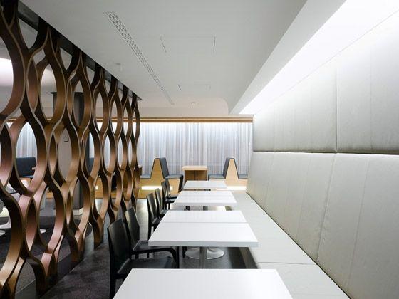 Room separator - restaurant design Pfarré-Lighting-Design-Cafeteria-Stuttgart-05.jpg 560×420 pixels