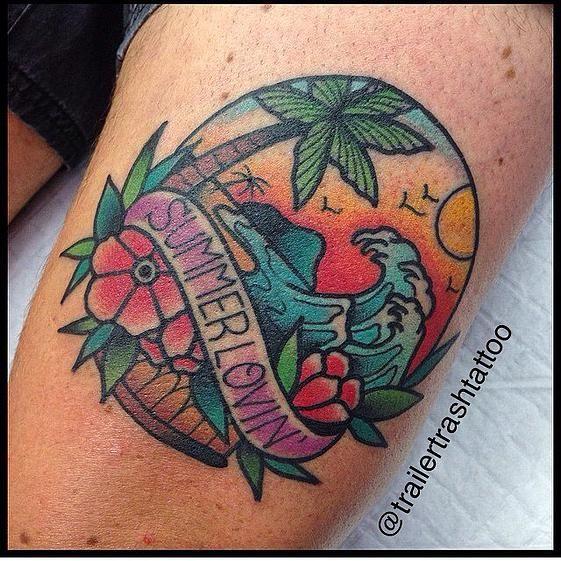 Trailer Trash Tattoo Brisbane | Artists