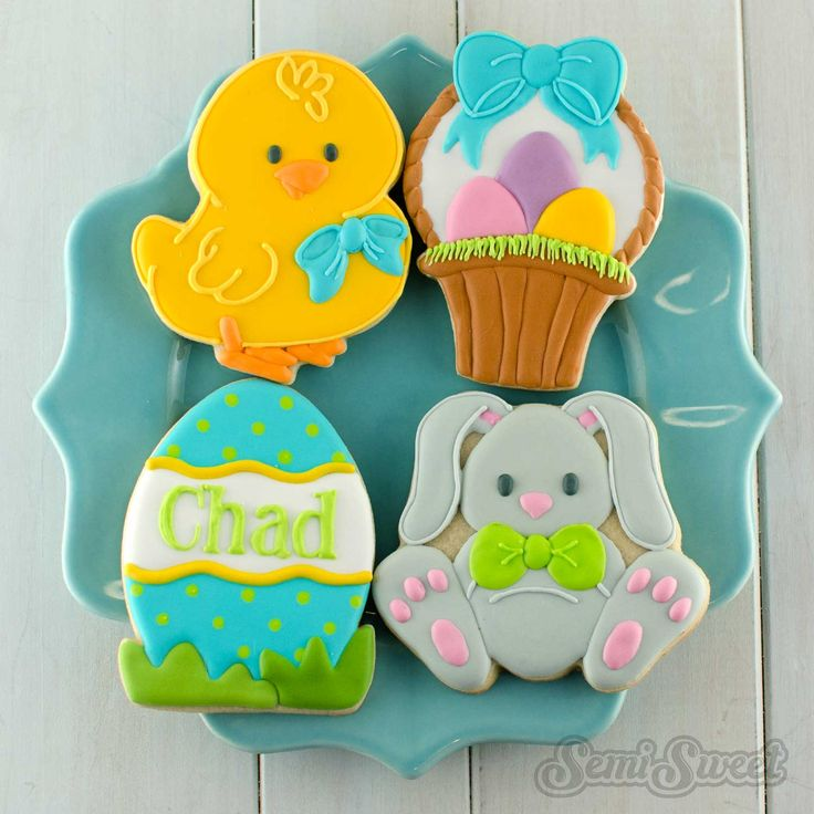 2345 best Cookies images on Pinterest Decorated cookies Iced