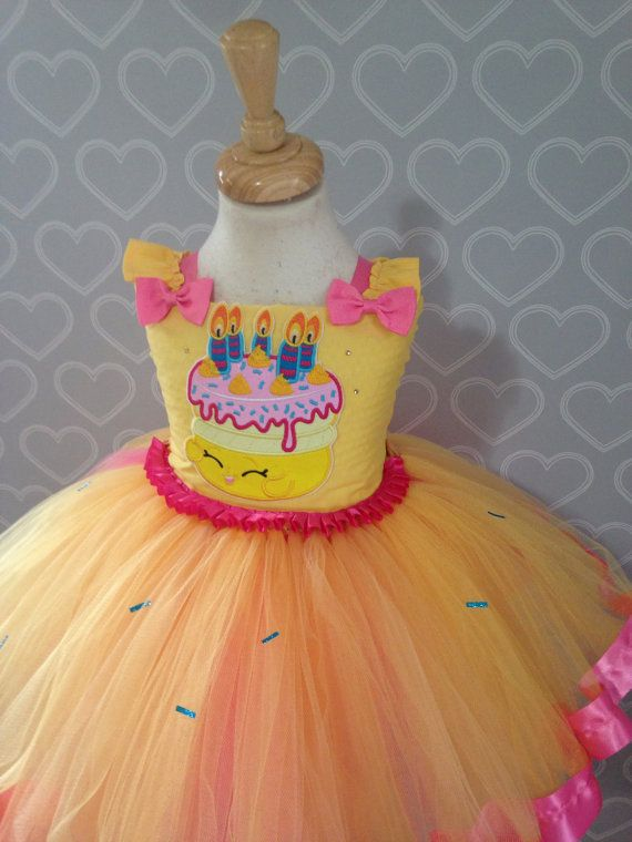 Shopkins tutu dress/shopkins dress/shopkins by Tutucutebowtique16