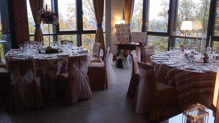 #bodas #Soria #montaje #salón