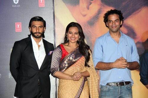 'Lootera' Music Launch - Ranveer Singh, Sonakshi Sinha, Vikramaditya Motwani