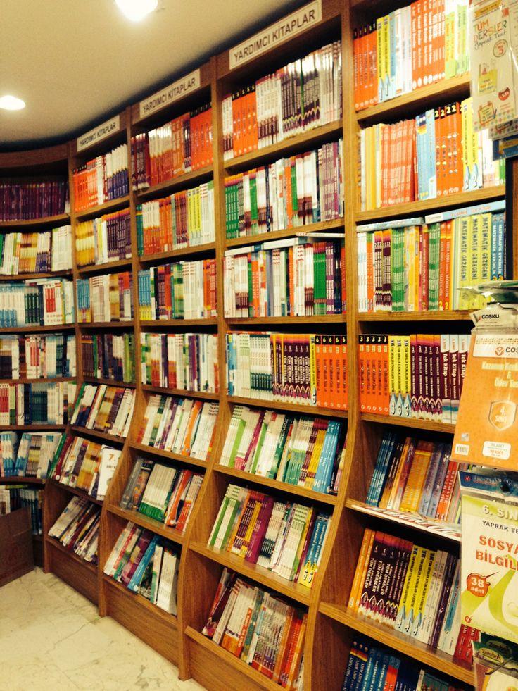 Kırtasiye rafları www.rafso.com 0212-659 95 65