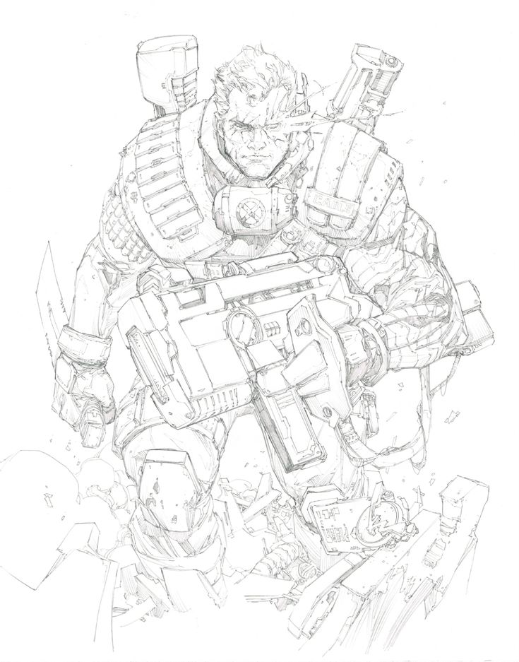 Cable Commission By Supajoe On Deviantart